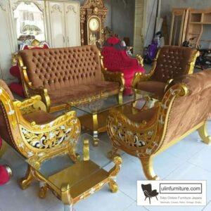 Set Kursi Tamu Mewah Raffi Ahmad