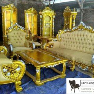 Set Kursi Sofa Mewah Bellagio