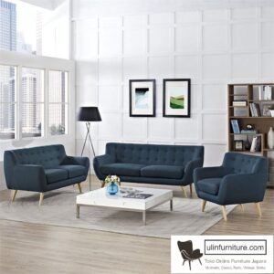 Set Kursi Tamu Sofa Retro Jepara
