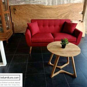 Kursi Sofa Retro Minimalis Scandinavian