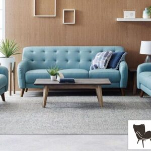 Set Sofa Retro Minimalis Modern