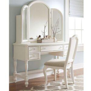 Meja Rias Minimalis Bogor Warna Putih