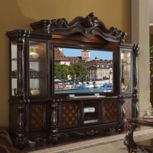 Bufet Cabinet TV Mewah Klasik