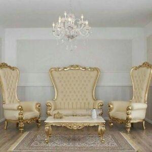 Jual Set Kursi Tamu Mewah Elegant
