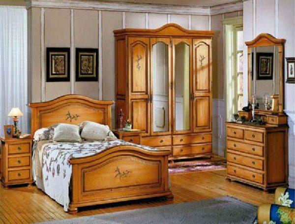 Kamar Set Minimalis Eropa Klasik