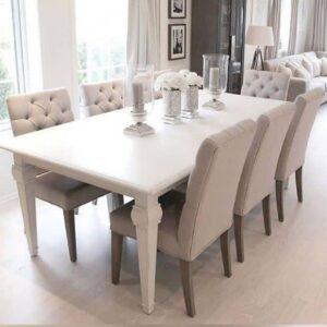 Meja Makan Kursi Sofa Modern